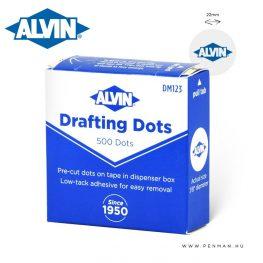 alvin drafting dots penman