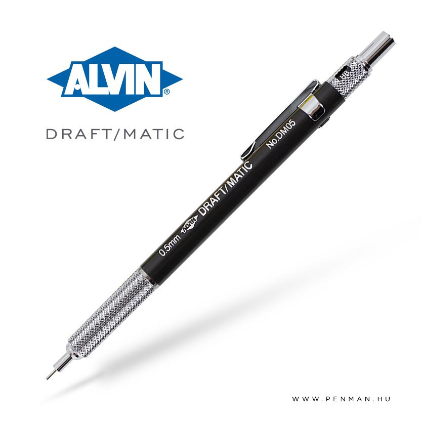alvin draftmatic 05 penman