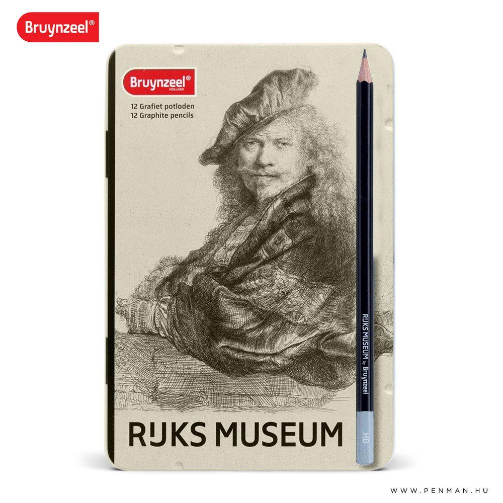 bruynzeel rijks museum 12 grafitceruza