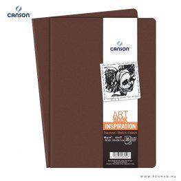 canson art book inspiration A4 vazlatfuzet 001
