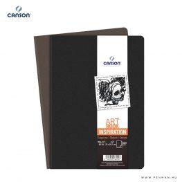 canson art book inspiration A5 vazlatfuzet 001