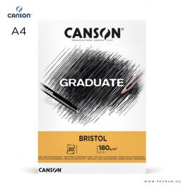 canson graduate bristol A4 001