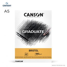 canson graduate bristol A5 001