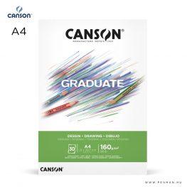 canson graduate dessin A4 001