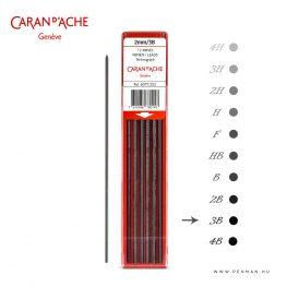 carandache 2mm lead 3b penman
