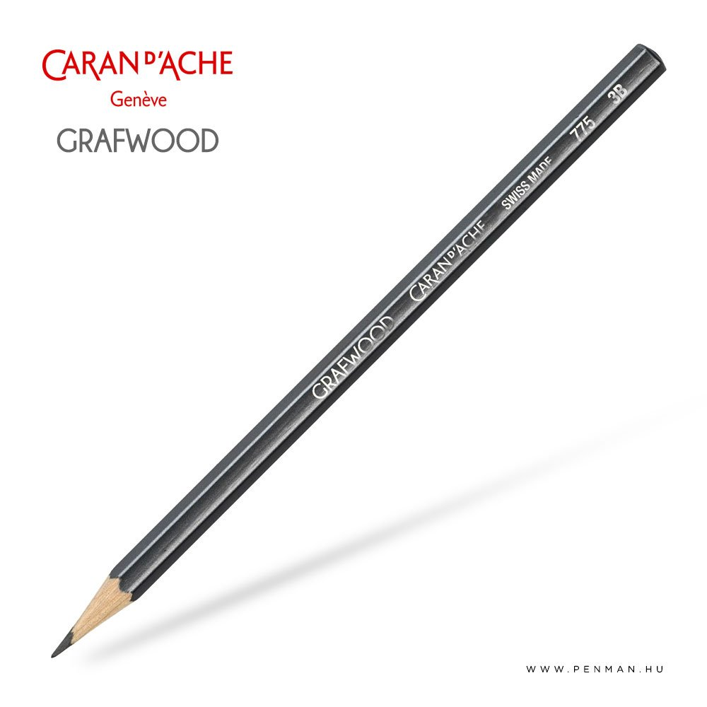 carandache grafwood 3b penman
