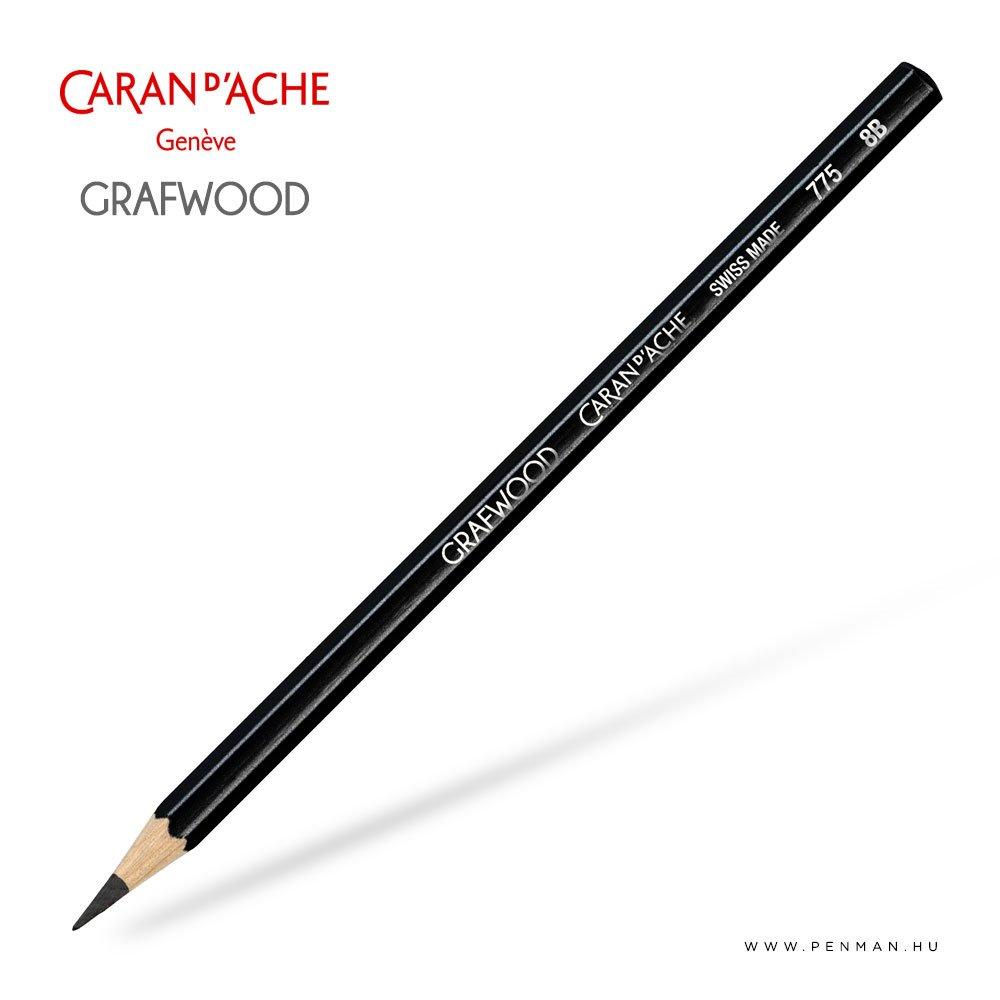 carandache grafwood 8b penman