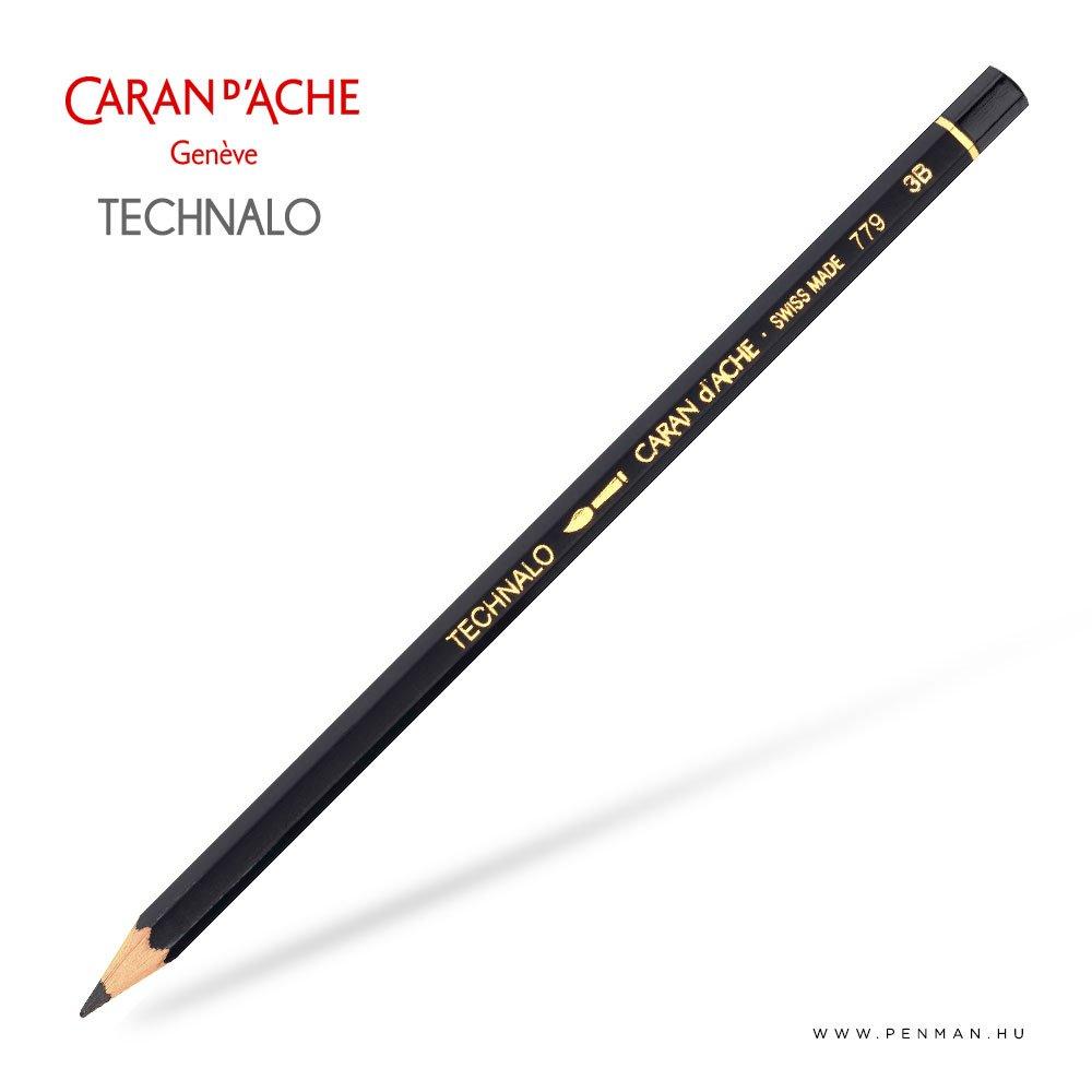 carandache technalo ceruza 3b 010