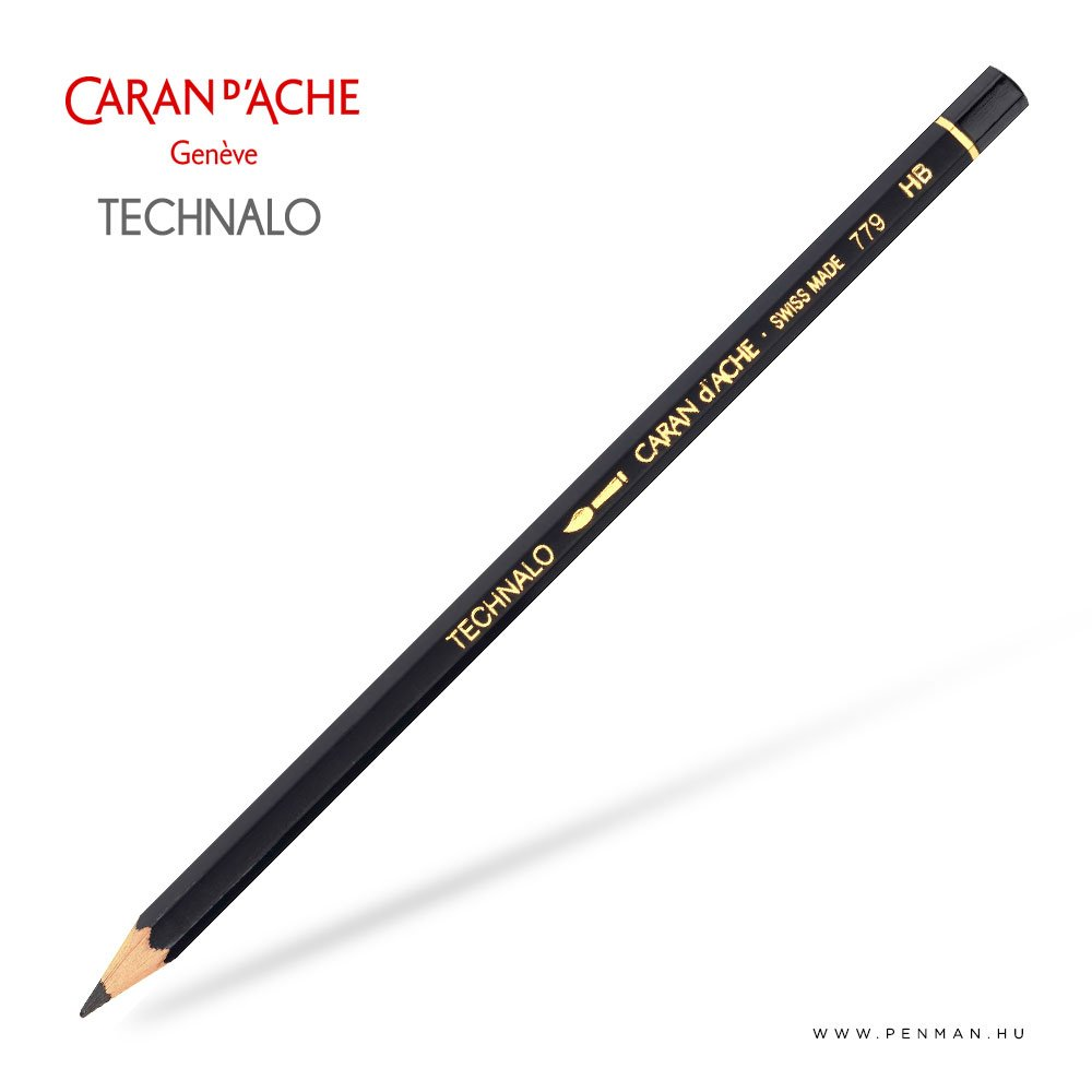 carandache technalo ceruza hb 010