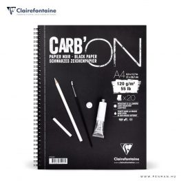 clairefontaine black paper A4 hs penman