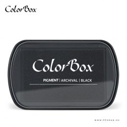 colorbox inkpad black