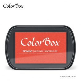 colorbox inkpad watermelon