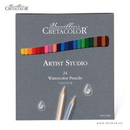 cretacolor artist studio 24db akvarell ceruza 001