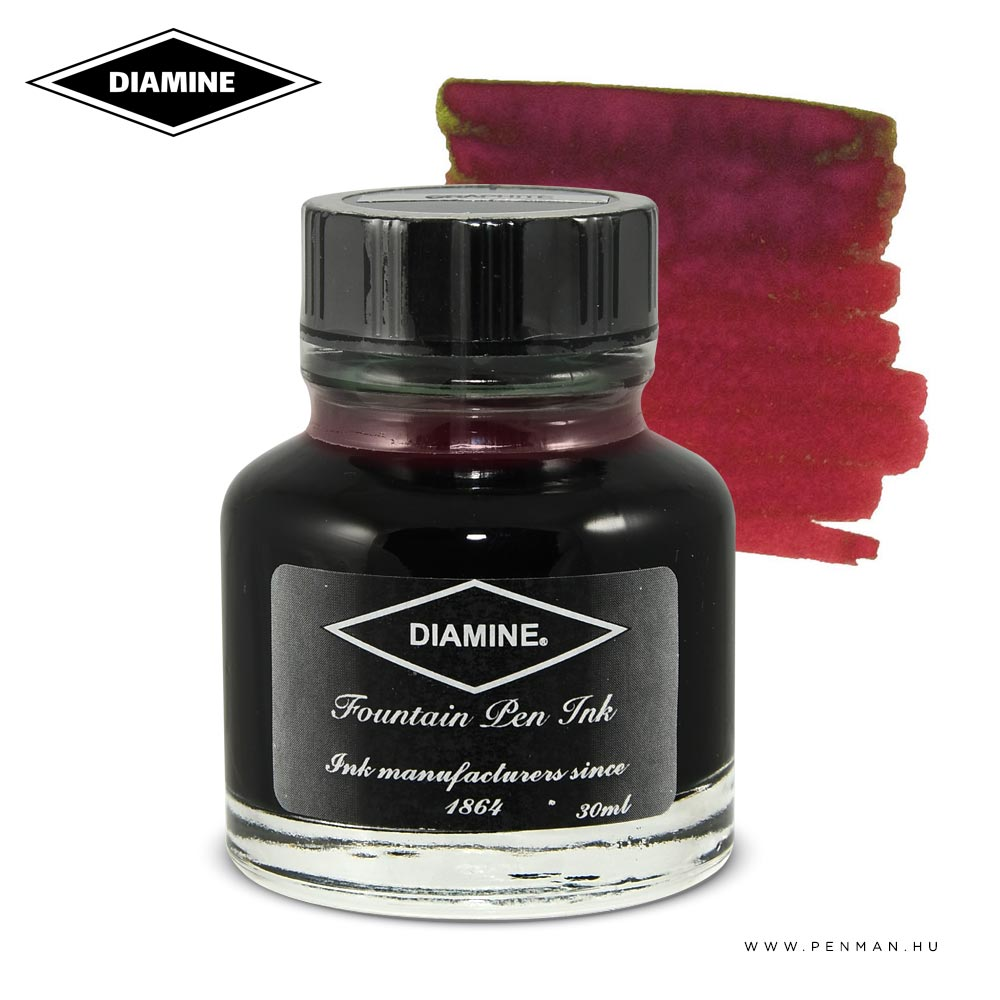 diamine tinta amaranth 30ml 001