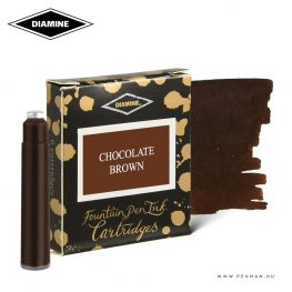diamine tintapatron chocolate brown 6db 001