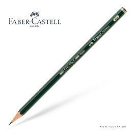 faber castell pencil 9000 6B penman