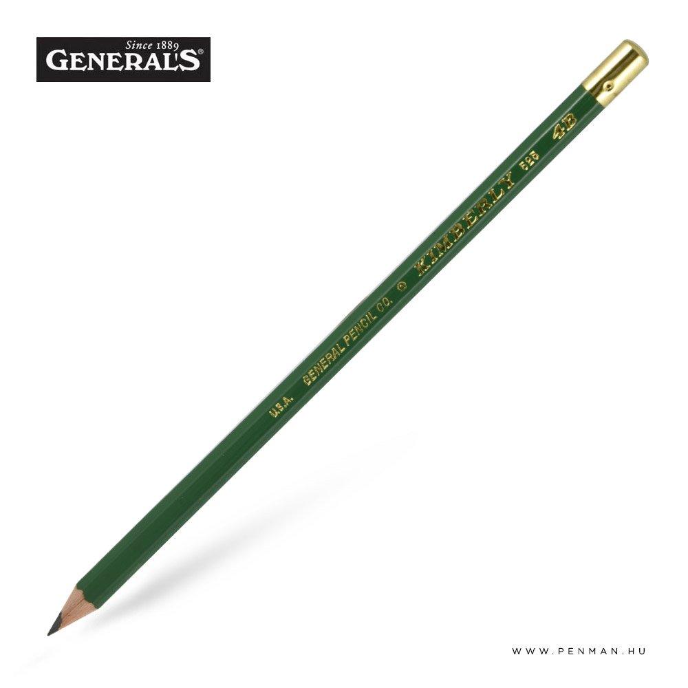 generals kimberly 4b ceruza