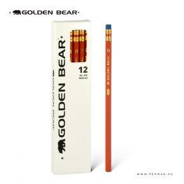 golden bear orange 2 ceruza doboz