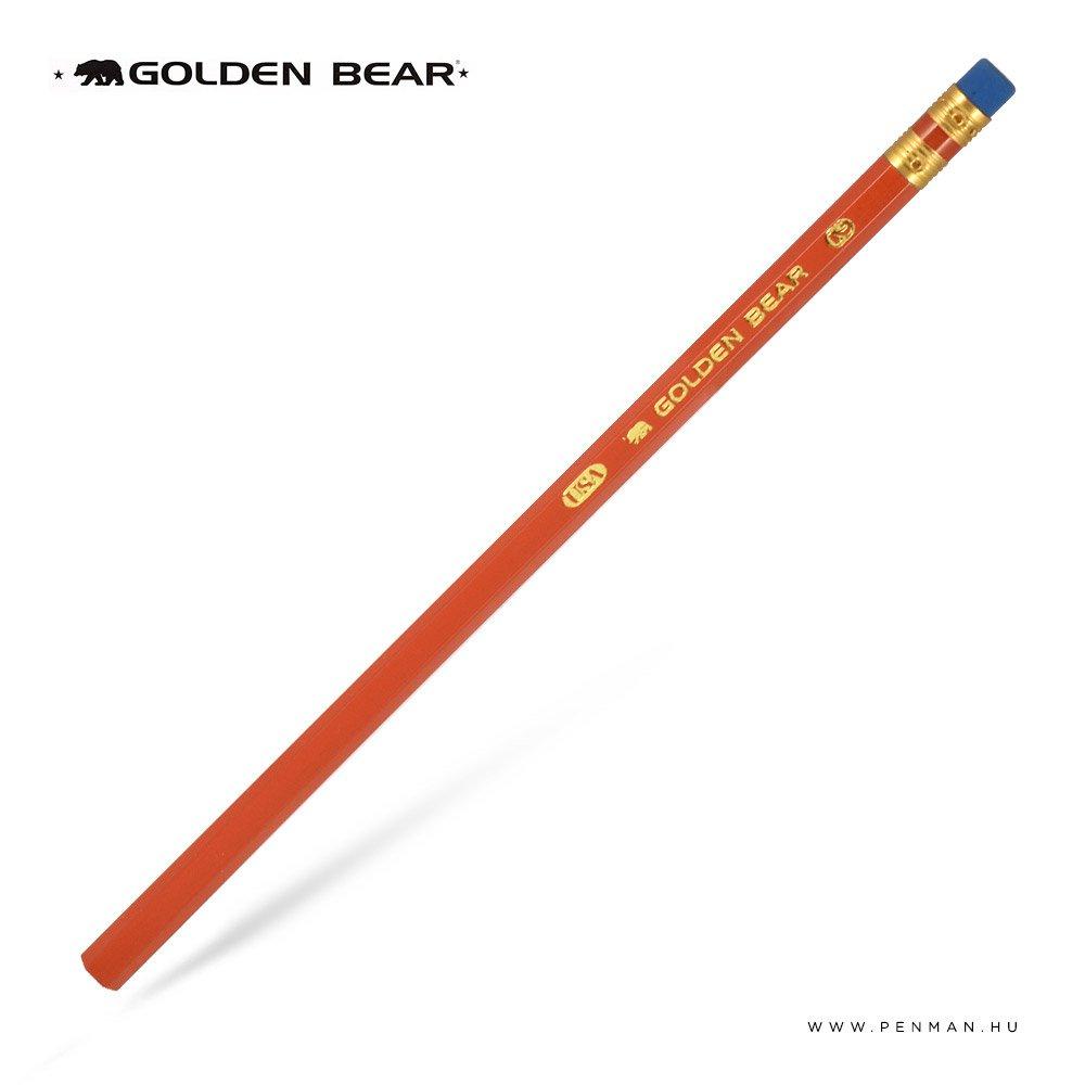 golden bear orange 2 ceruza