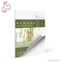 hahnemuhle bamboo bambuszkeverek tomb 265g 24x32 rr lap