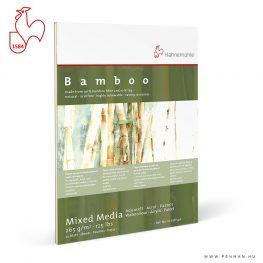 hahnemuhle bamboo bambuszkeverek tomb 265g 30x40 rr
