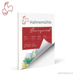 hahnemuhle burgund rough blokk 250g 24x32 rr lap
