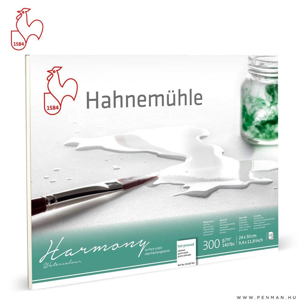 hahnemuhle harmony 300g akvarell papir hp