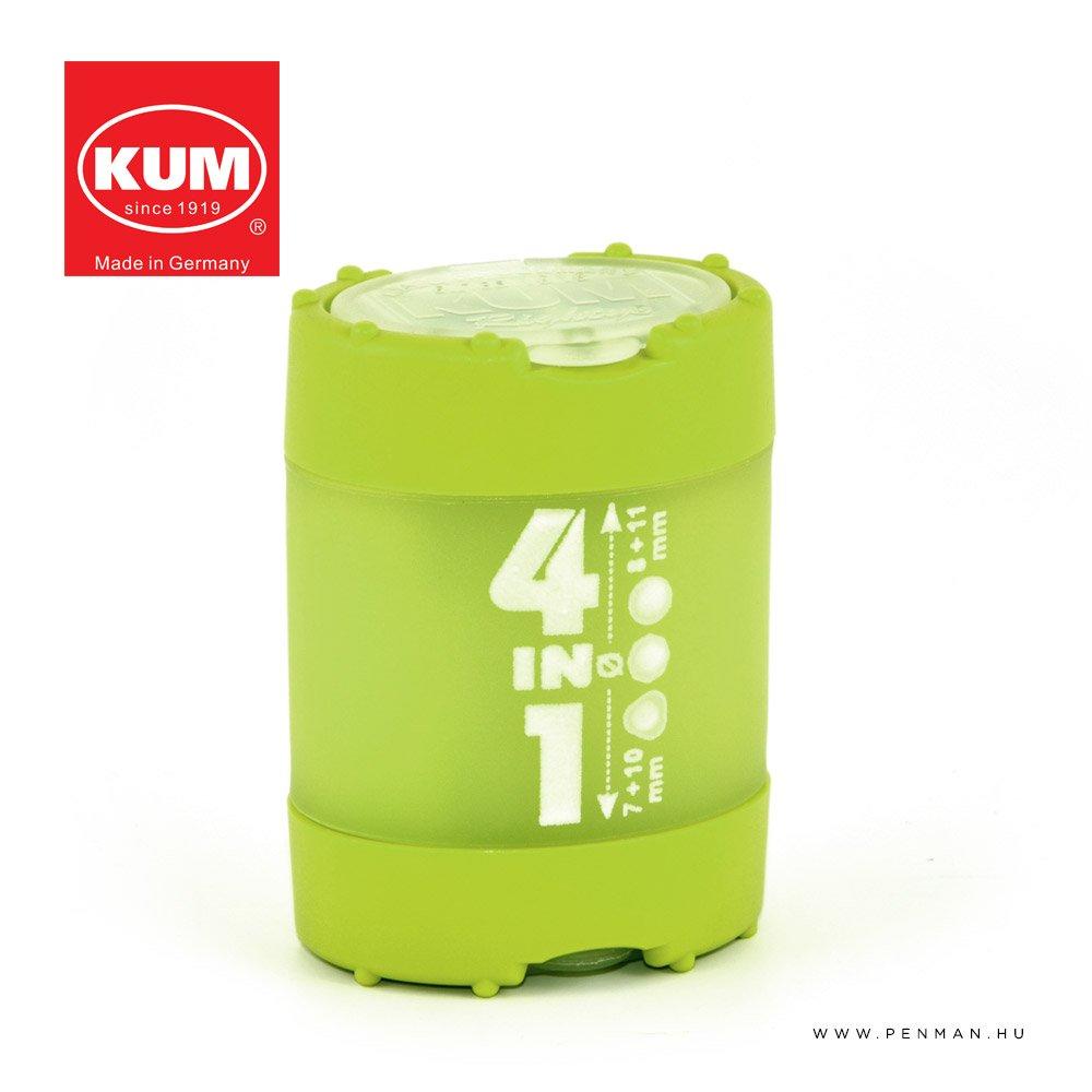 kum 4in1 hegyezo green penman