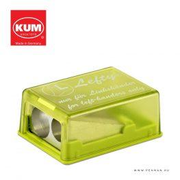 kum lefty 2 in 1M2 hegyezo green penman