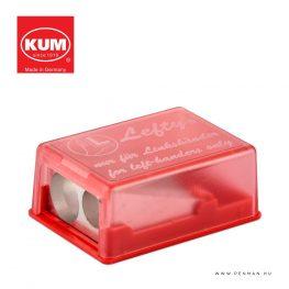kum lefty 2 in 1M2 hegyezo red penman