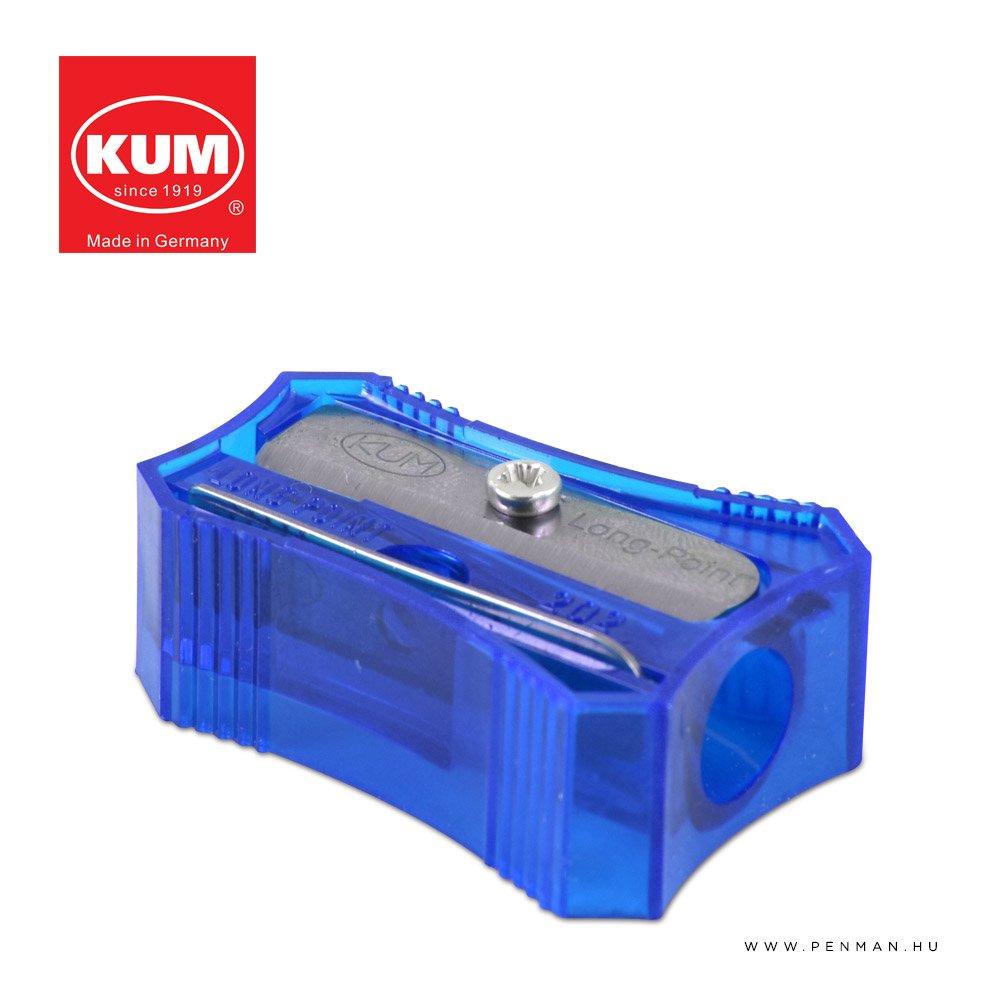 kum long point stenograph 202 24 ice blue penman