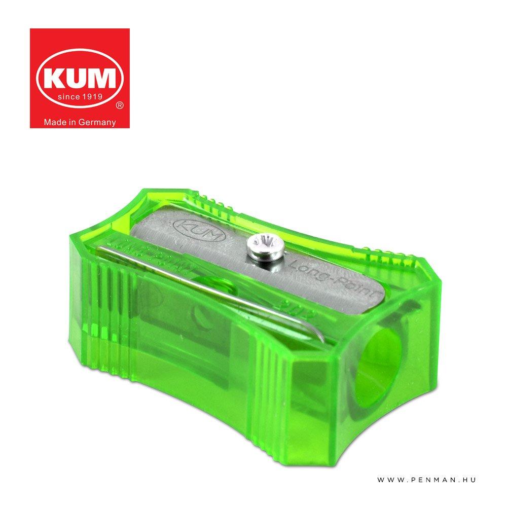 kum long point stenograph 202 24 ice green penman