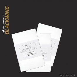 palomino blackwing notebook clutch white ruled penman