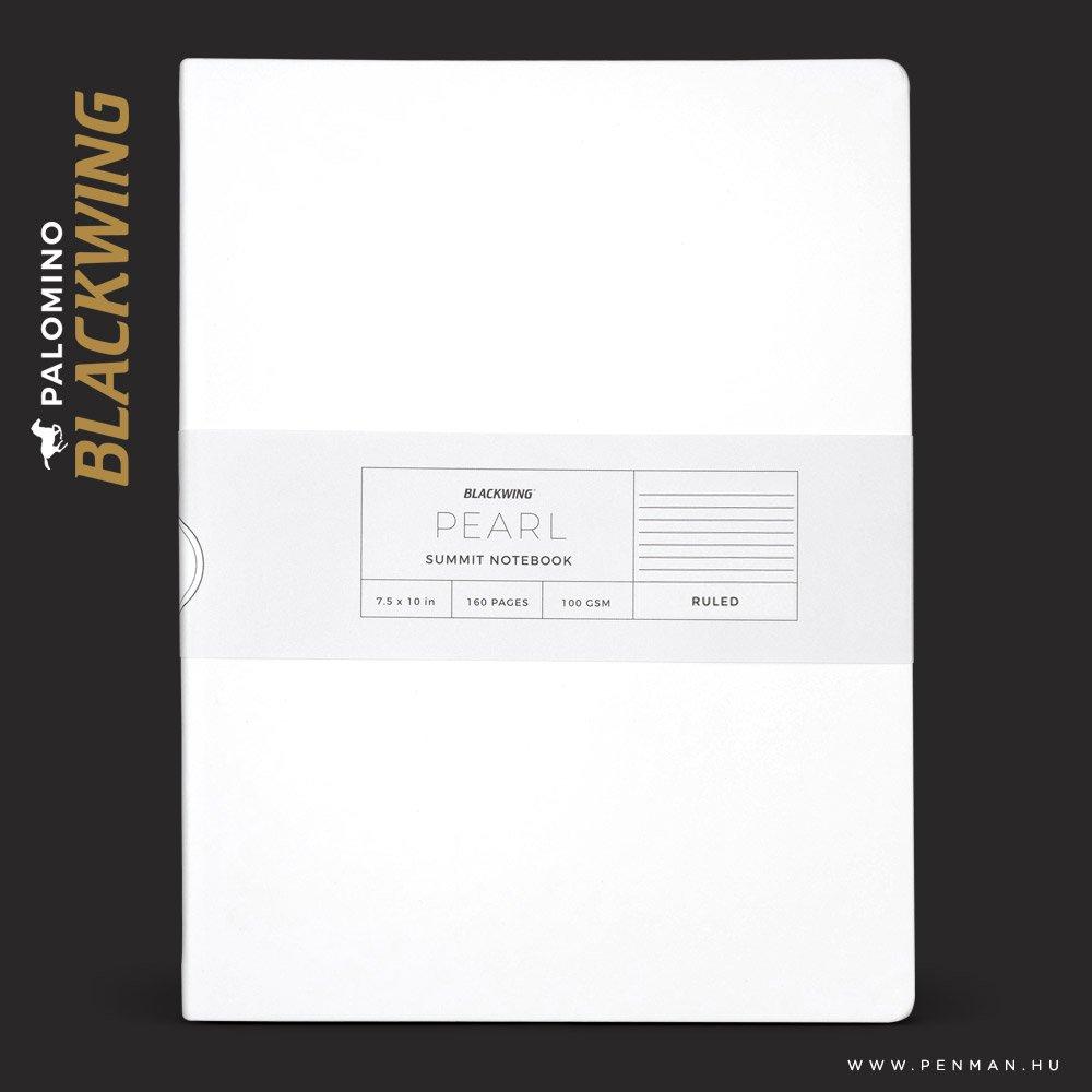 palomino blackwing notebook summit white ruled penman