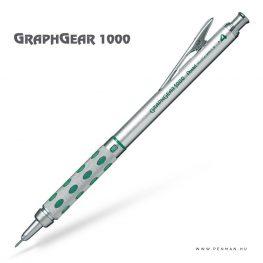 pentel graphgear1000 04 penman