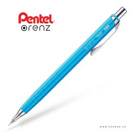 pentel orenz pp505 05 blue penman