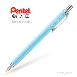 pentel orenz pp505 limited 05 soda blue penman
