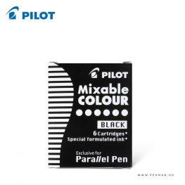 pilot parallel pen mixable color black 001