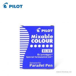 pilot parallel pen mixable color blue 001