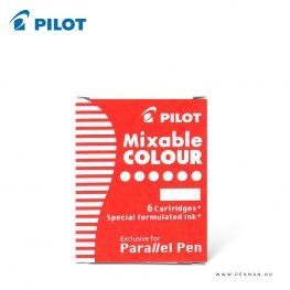 pilot parallel pen red ink 001