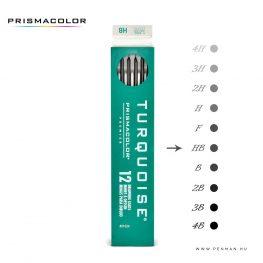 prismacolor turquoise 2mm grafit hb penman