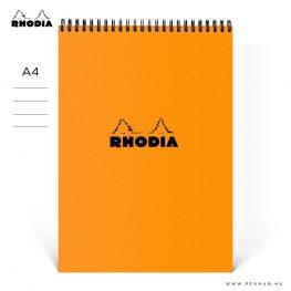 rhodia a4 vonalas rs 001