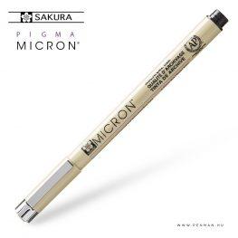 sakura pigma micron 1 fekete