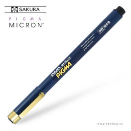 sakura pigma micron 1 fekete japan edition