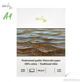 smlt professional akvarell tomb a4 300g 10lap 001