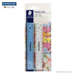staedtler vonalzo 15cm pastel line 1003