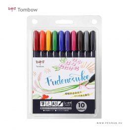 tombow fudenosuke 10db ecsetfilc 01