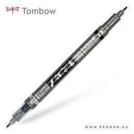 tombow fudenosuke dual brush 001