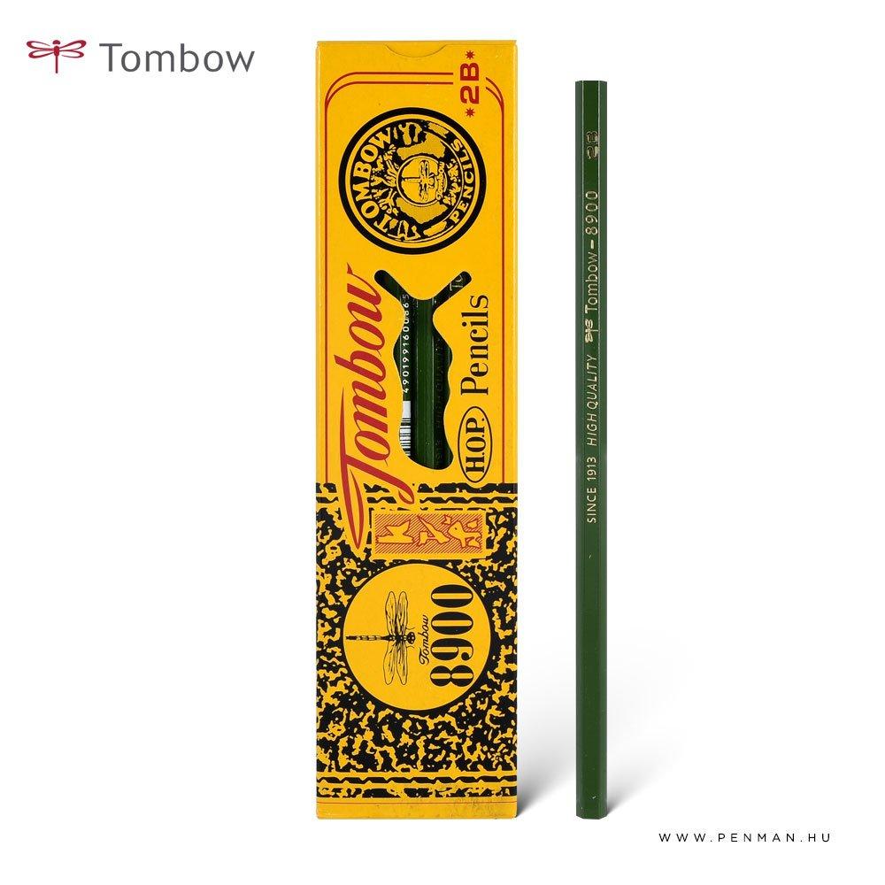 tombow grafit ceruza 8900 2b doboz