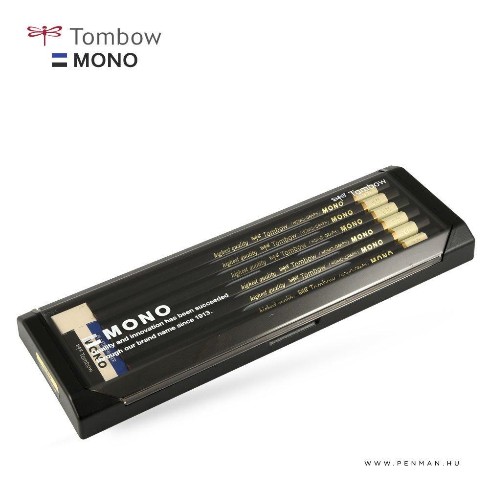 tombow mono grafitceruza 2b 02